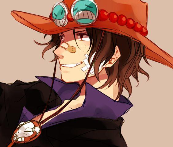 Portgas D. Ace - One Piece Picture - BlogFanArt