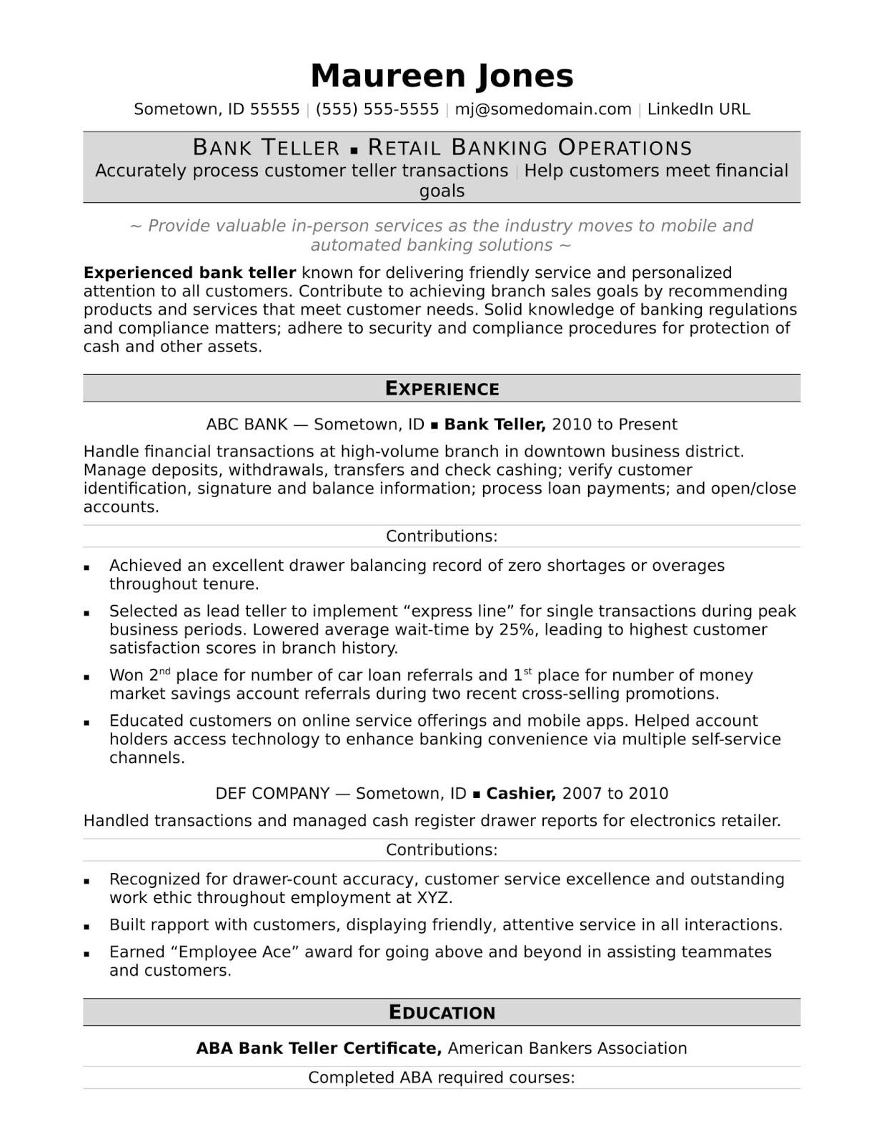 banker resume template Banker Resume Template 2019 Banker Resume Word 2020 investment banker resume template personal banker resume template professional banker resume template private banker resume template retail banker resume template relationship banker resume template business banker resume template