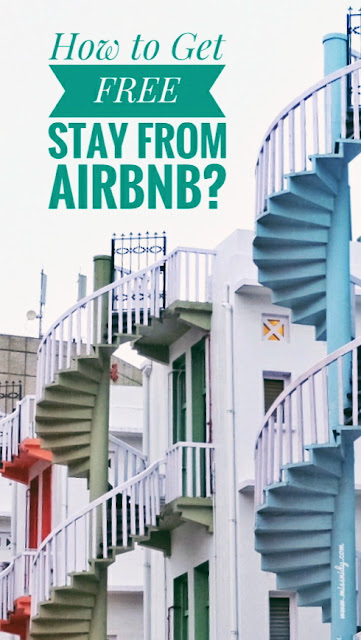how to get free stay from airbnb