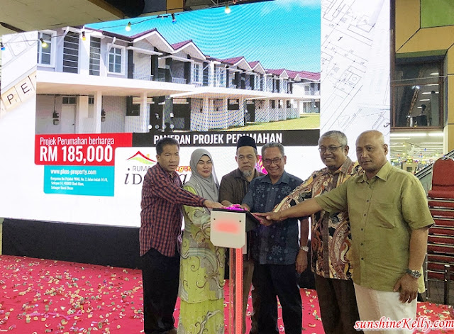 During Press Conference of PKNS Property Exhibition Series 2/2019 &  PKNS 55th Anniversary Launch