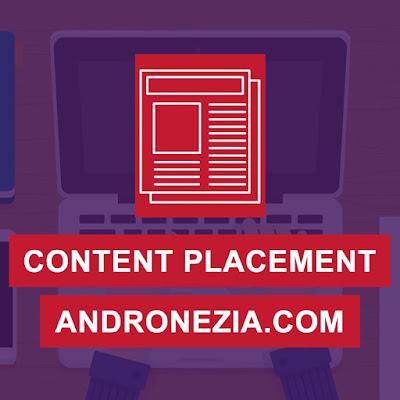 Jasa Content Placement Murah & Berkualitas