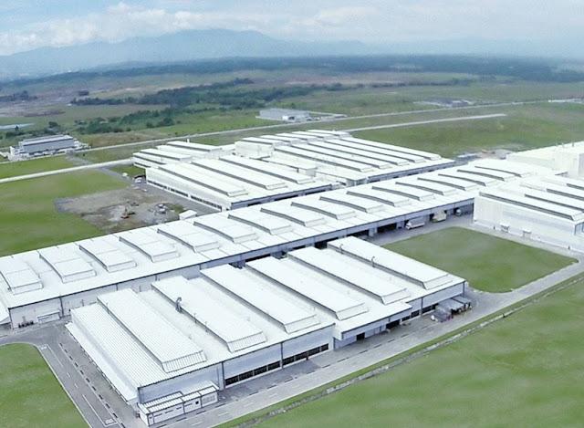 Suzuki setop pabrik