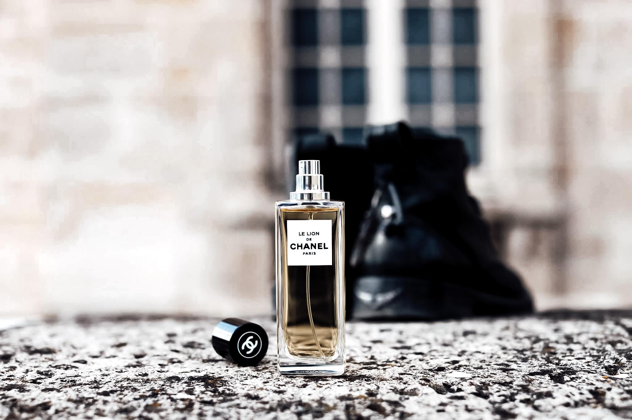 Chanel Le Lion Parfum Les Exclusifs