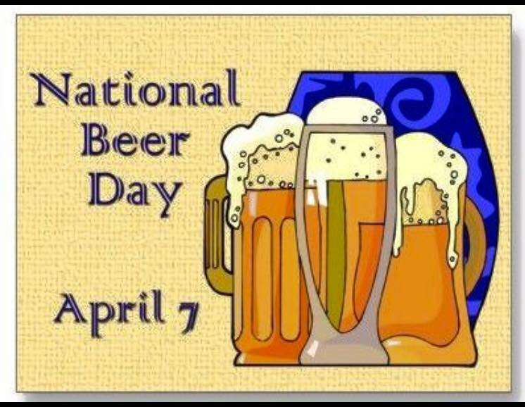 National Beer Day Wishes Images