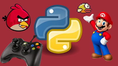 best Udemy course to learn Python Game development