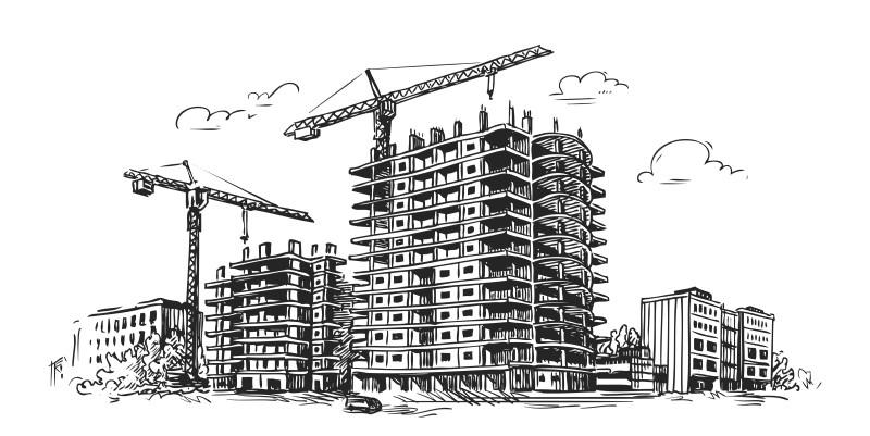 Crecerán las ofertas de viviendas a construir y estrenar en cuotas y en pesos
