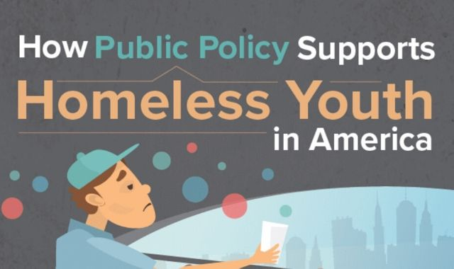How America's Public Policy Supports Homeless Youth