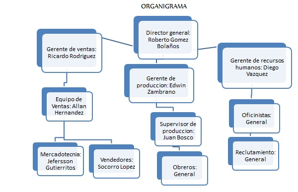 ORGANIGRAMA WALMART MEXICO PDF