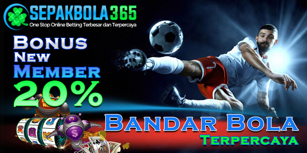 Agen bandar bola terbaik dan terpercaya di Indonesia