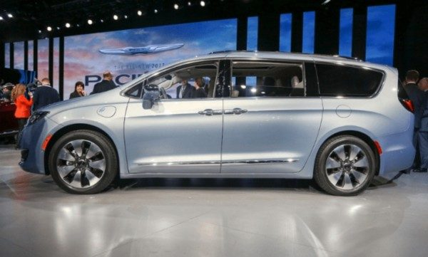 2020 Chrysler Pacifica Code Guide