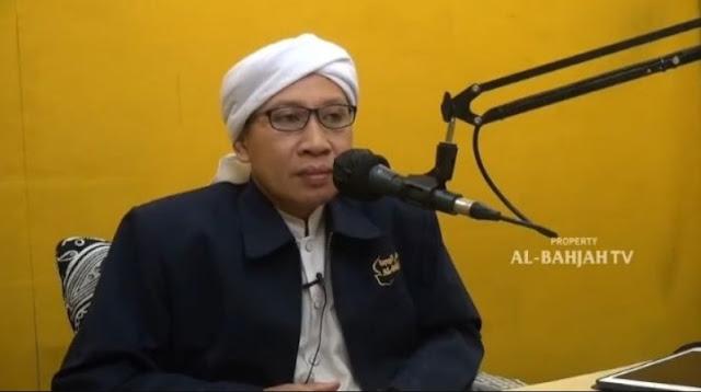 Buya Yahya Beri Pembelaan Kepada HRS: Habib Rizieq Tidak Minta Pulau dan Jabatan!