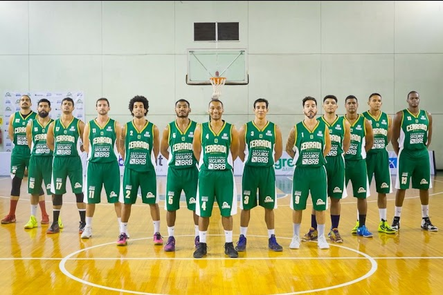 Cerrado Basquete cumpre requisitos e confirma participação na Liga Ouro 2019