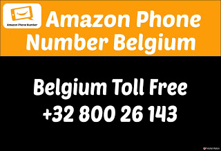 Amazon Phone Number Belgium