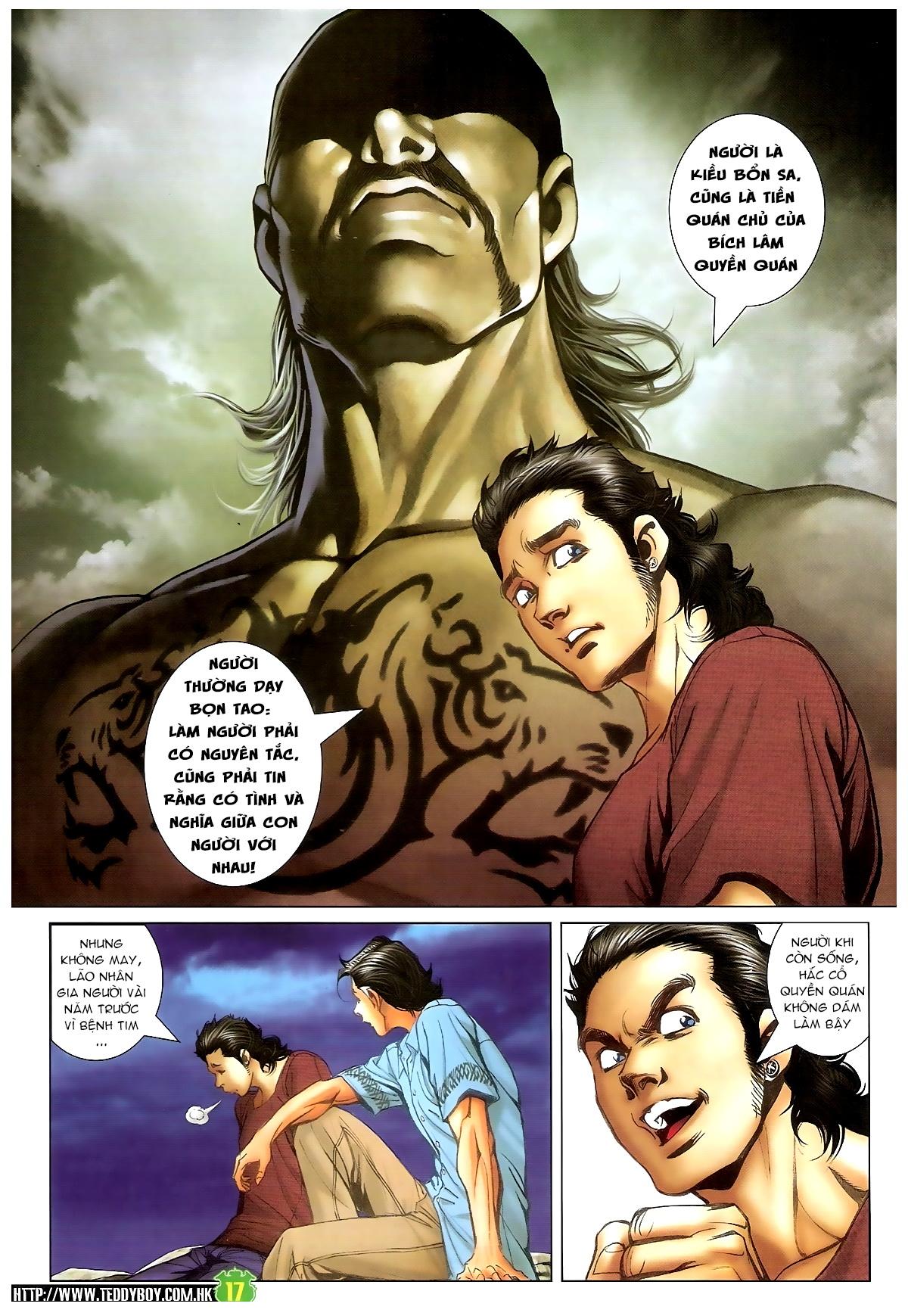 Người Trong Giang Hồ - Chapter 1395: Phiên bản Đại Phi - Pic 14
