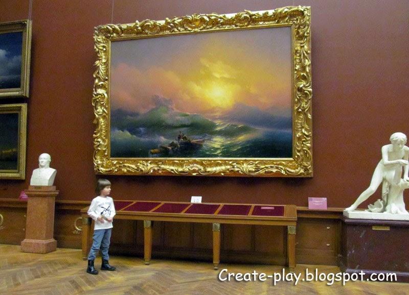 русский музей дети