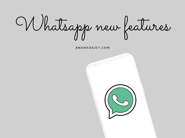 WhatsApp new features Rolled out - you must know!!