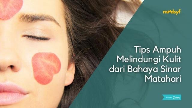 Cara mencerahkan kulit muka