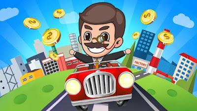 Idle Car Tycoon Mod Apk Unlimited Money