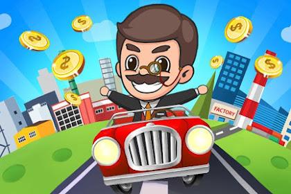 Idle Car Tycoon Mod Apk 1.29 (Unlimited Money) Lates Version