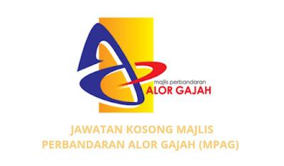 Jawatan Kosong Majlis Perbandaran Alor Gajah 2019 (MPAG)