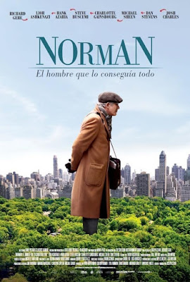 Norman The Moderate Rise And Tragic Fall Of A New York Fixer 2016 DVD R2 PAL Spanish