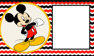 baby mickey mouse 1st birthday invitations