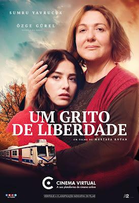 'Um Grito de Liberdade' estreia no cinema cinema virtual