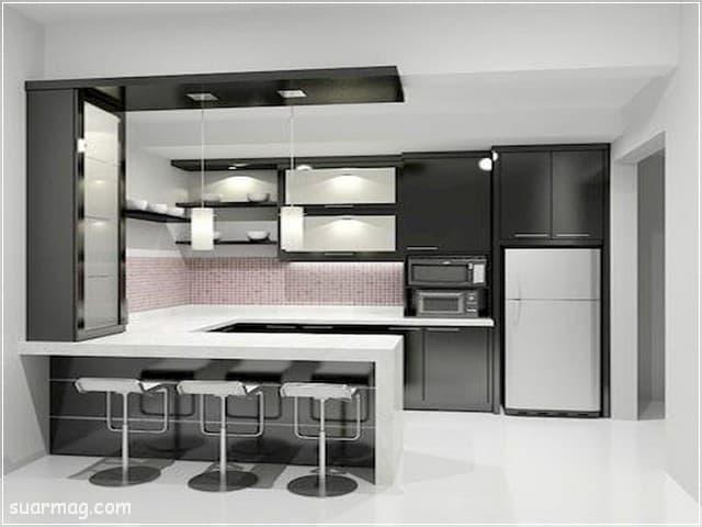 جبس بورد مطابخ 15   Kitchen Gypsum Designs 15