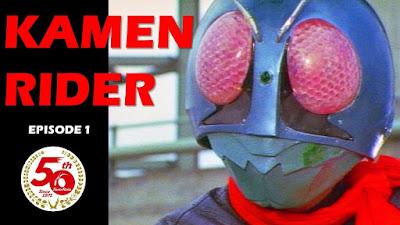 Kamen Rider Episode 01