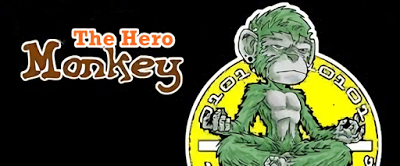 You Don't Have To Be A Hero, So it Is Enough Monkey