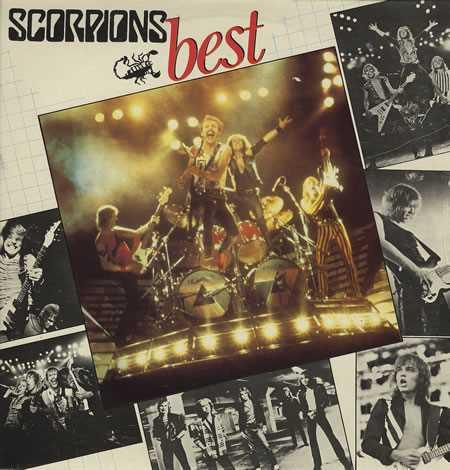 Scorpions best - Γιάννης Κουτουβός