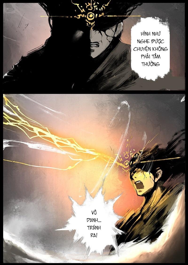Tây Du Ký ngoại truyện chap 53 - Trang 14
