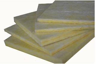fiber board, thermal insulation material