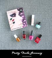 Giveaway, Blog Giveaway, Nail Polish Giveaway