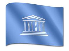 Logo and Seal of United Nations Educational, Scientific and Cultural Organization, UNESCO
