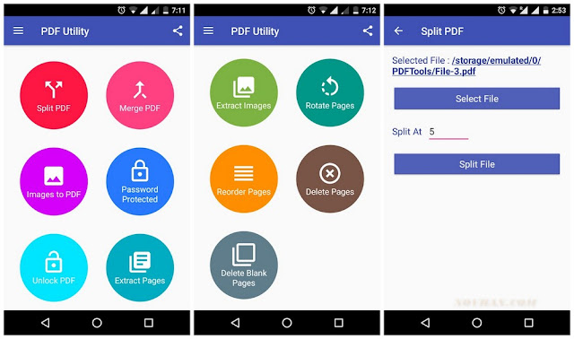 PDF Utility apk free download