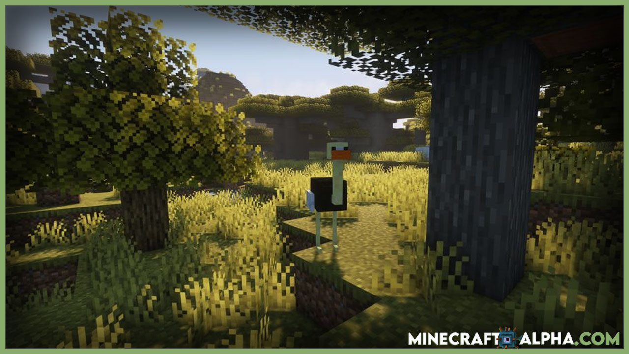 Minecraft The Lost Biomes Mod For 1.16.5 (Biomes And Animals)