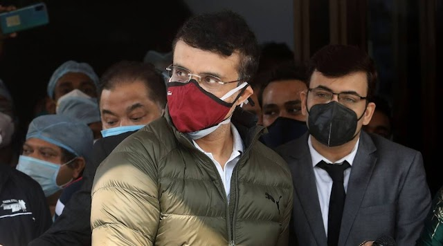 Sourav Ganguly stable, discharged from Apollo hospital after 2nd angioplasty
