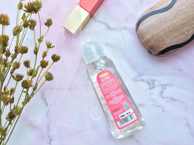 azalea rose water review