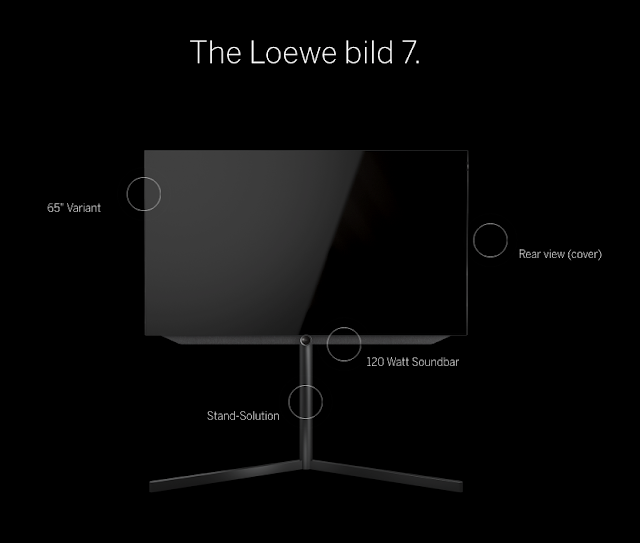 nieuw loewe bild 7 4k ultra oled hd bose lifestyle center hasselt. Black Bedroom Furniture Sets. Home Design Ideas