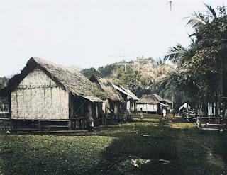 rumah pekerja perkebunan