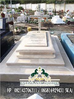 Model Kuburan Kriten