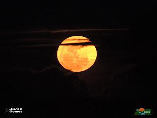 A beleza da super lua de 2016