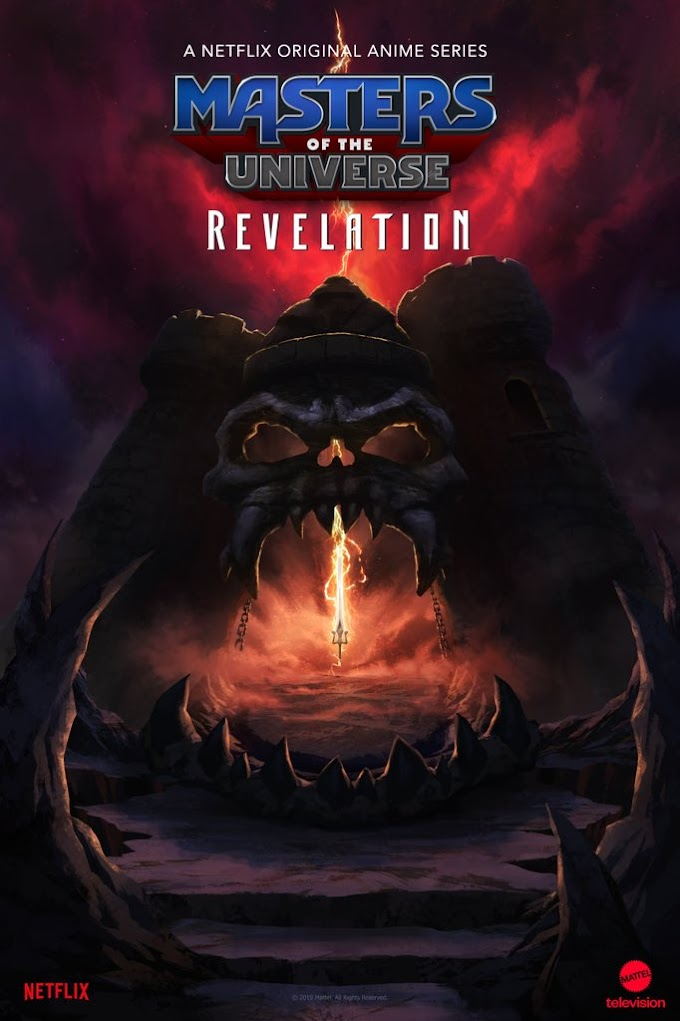 Kevin Smith se ocupará de la serie de animación de Netflix de He-Man y los Masters del Universo
