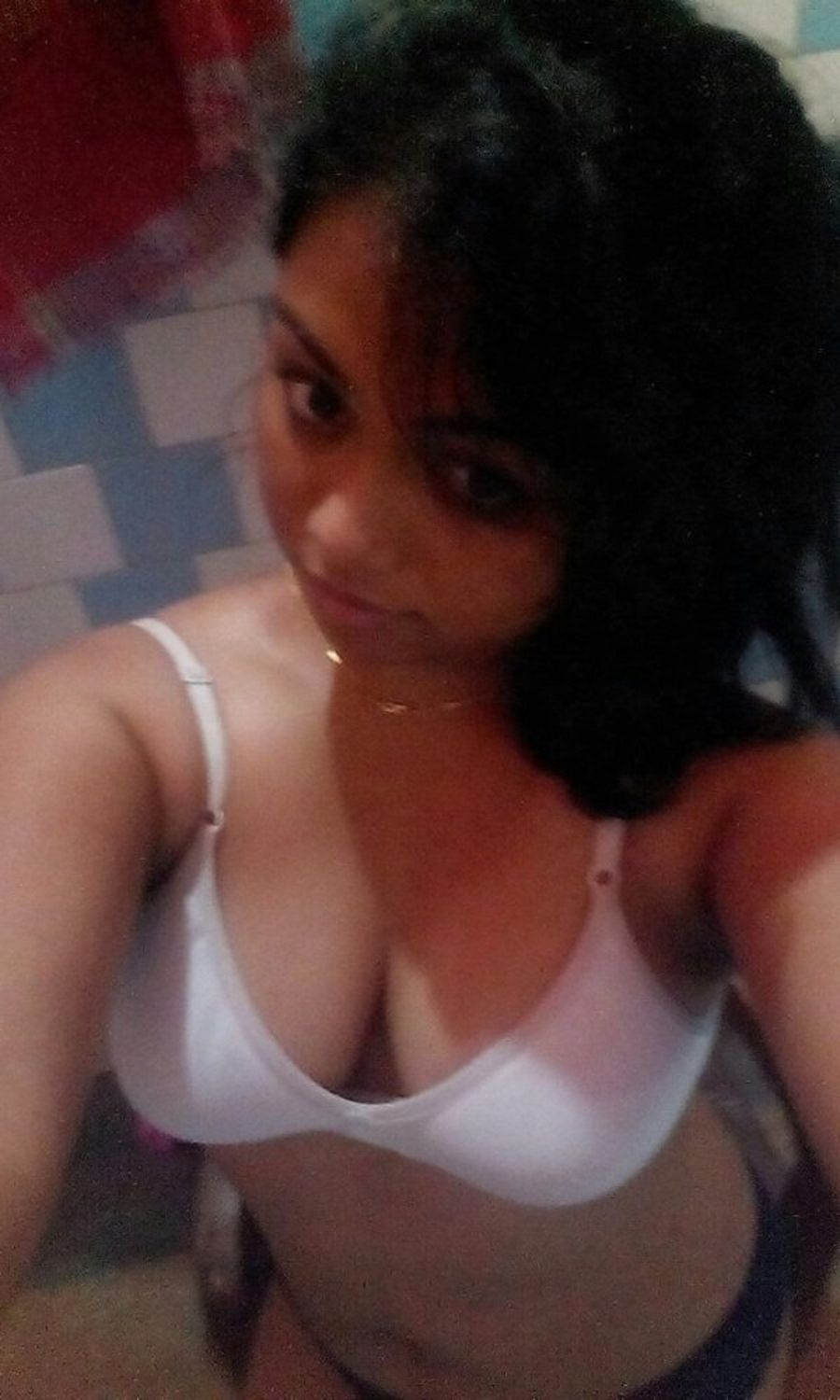 Desi Hot College Girl Some Selfies New Pic - Female Mms -4285