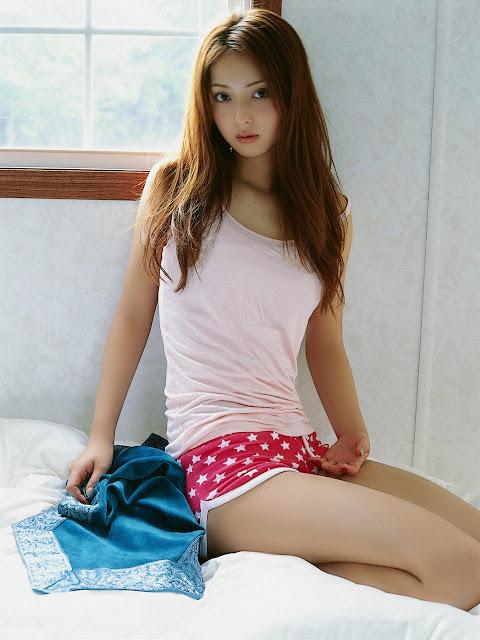 Asian stockings panties upskirt