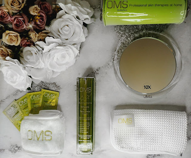 The Sublime enzyme Exfoliate & Resurface Home Therapy Kit