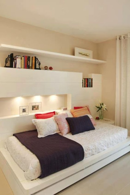 แบบห้องนอนขนาดเล็ก