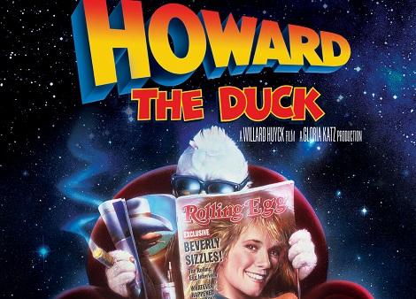 Download Howard the Duck (1986) Dual Audio [Hindi+English] 720p + 1080p Bluray MSubs