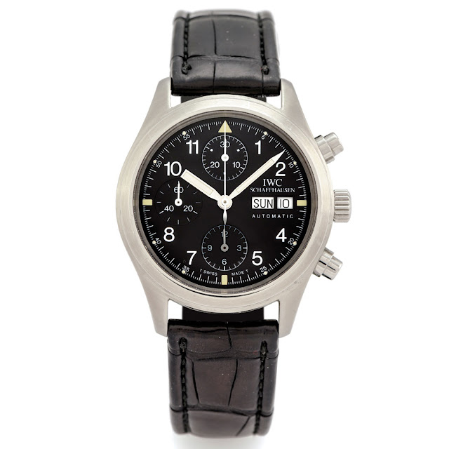 The original IWC Fliegerchronograph Reference 3706